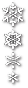 Box Die- Boho Snowflakes Craft Die 1909