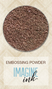 Blue Fern Studios - Embossing Powder - Hot Cocoa