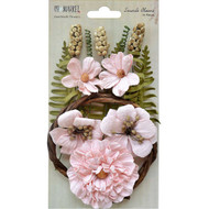 49 and Market - Seaside Blooms - Natural Blush
