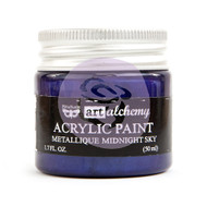 Prima Marketing - Art Alchemy - Metallique - Midnight Sky