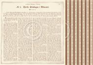 Pion Pion Design - Long Ago In Bethlehem - 12 X 12 - Holy Scripture