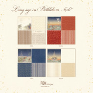 Pion Pion Design - Long Ago In Bethlehem - 6 x 6 - Collection