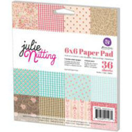 Prima Marketing - Julie Nutting 6x6 Paperpad