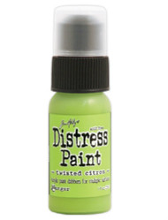 Tim Holtz Distress Paint - Twisted Citron (TDD43652)