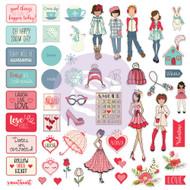Prima Marketing - Julie Nutting Ephemera Jan/Feb