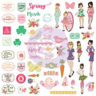 Prima Marketing - Julie Nutting Ephemera Mar/April