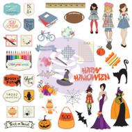 Prima Marketing - Julie Nutting Ephemera - Sept/Oct