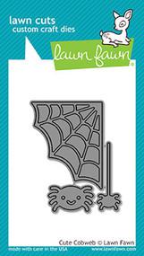 Lawn Fawn Lawn Cuts - Cute Cobweb (LF1492)