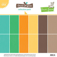 Lawn Fawn Knock On Wood Paper Pack 12 x 12 (LF1514)