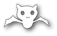 Memory Box Die- Whimsy Bat Craft Die