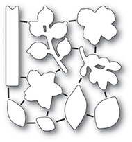 Memory Box Die - Garden Sketches Craft Die Set (MB-32204)