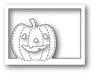 Poppystamp Die- Pumpkin Collage Craft Die