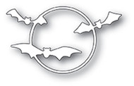 Poppystamp Die - Bat Ring Craft Die