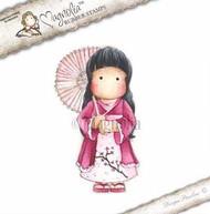 Magnolia Stamps Dangling Chinese Tilda