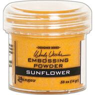 Ranger - Wendy Vecchi Embossing Powder .63oz - Sunflower (WEP 49067)