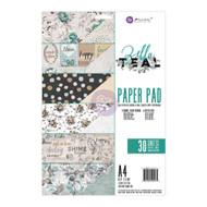 Prima Marketing - Zella Teal A4 Paper Pad (PM-595470)