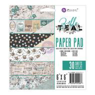 Prima Marketing - Zella Teal 6 x 6 Paper Pad (PM-595487)