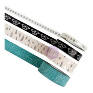 Prima Marketing - Zella Teal Decorative Tape (PM-595531)