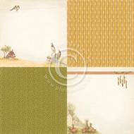 Pion Design - Summer Falls Into Autumn - 6 x 6 - September Morning (PD9701)