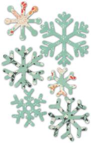 Memory Box Die- Wintry Snowflakes Craft Die