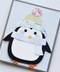 Memory Box Die- Arctic Penguin Craft Die 2
