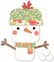 Memory Box Die- Wonderland Snowman Craft Die