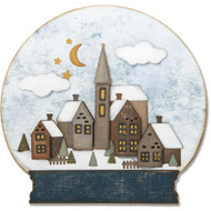 Sizzix Thinlits Dies By Tim Holtz - Snowglobe #2