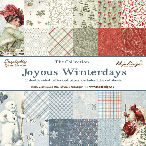 Maja Design - Joyous Winterdays - Collection