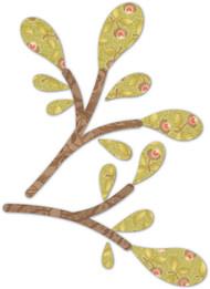 Memory Box Die - Swooping Branches & Leaves Craft Die (MB-30107)