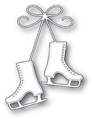 Memory Box Die - Classic Ice Skates Craft Die
