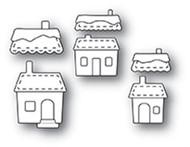 Memory Box Die - Stitched Village Craft Die