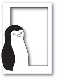 Memory Box Die - Penguin Collage Craft Die