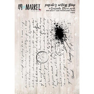49 and Market - 3 x 4 Clear Stamps - Pascale's Writings Stamp Set