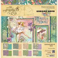 Graphic 45 - Fairie Dust - 12 x 12 Paper Pad (4501641)