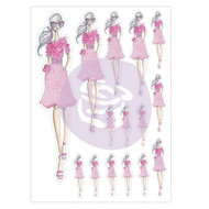 Prima Marketing Josefina Planner Sticker - Tea Time