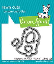 Lawn Fawn RAWR Lawn Cuts (LF1556)