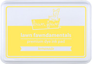 Lawn Fawn Ink Pad - Lemonade Premium Ink (LF-1566)
