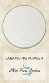 Blue Fern Studios - Embossing Powder - Ivory
