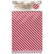 Tim Holtz Idea-ology Adhesive Deco Sheets Christmas (TH93644)