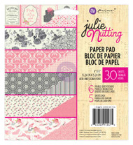 "Prima Marketing - Julie Nutting Double-Sided Paper Pad 6""X6"" 30/Pkg"