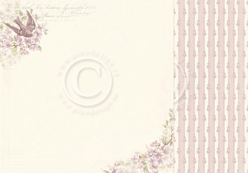 Pion Design - Days Gone By - 12 X 12 - Beautiful Views