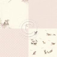 Pion Design - Our Furry Friends - 6 x 6 Friends Fur-Ever