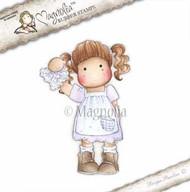 Magnolia Stamps Bon Voyage Farewell Tilda