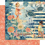 Graphic 45 Sun Kissed - 12 x 12 Sun Kissed