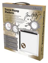 Tim Holtz Travel Size Stamping Platform