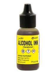 Tim Holtz Alcohol Ink - Dandelion 1/2 oz