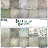 49 and Market - Tattered Garden Collection 12 x 12