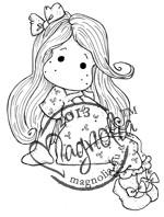 Magnolia Stamps PRINCESS PEA TILDA - Once Upon a Time