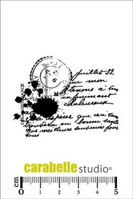 Carabelle Studio Cling Stamp Small - Juillet 1932