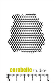 Carabelle Studio Cling Stamp Small - Texture Mini Points